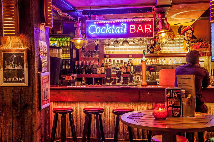 Cocos Outback - cocktail bar