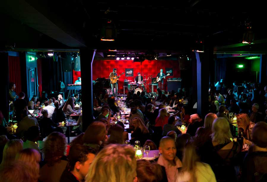 North Sea Jazz Club - photo 1