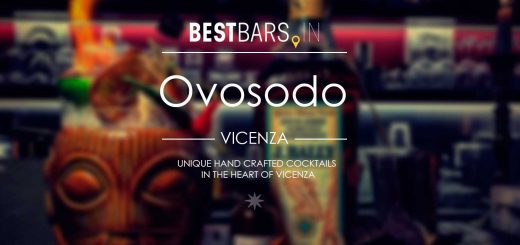 Ovosodo Cocktail Bar in Vicenza