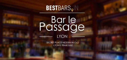Bar le Passage - Lyon, France