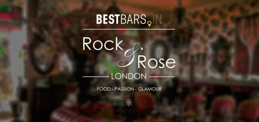 Rock & Rose Cocktail Bar, London
