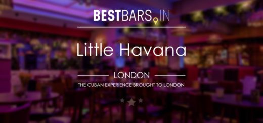 Little Havana bar and restaurant, London