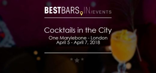 Cocktail in the City - London